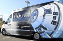 Astrovan II: Airstream Builds New Transport for Boeing Starliner Crews